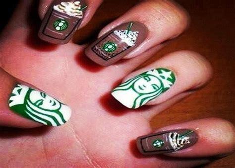 cool nails designs nail designs cool starbucks nail designs nails