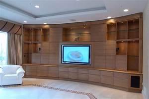 Tv Wandpaneel Holz : wohnzimmer fernsehwand exklusive ideen ideen top ~ Markanthonyermac.com Haus und Dekorationen