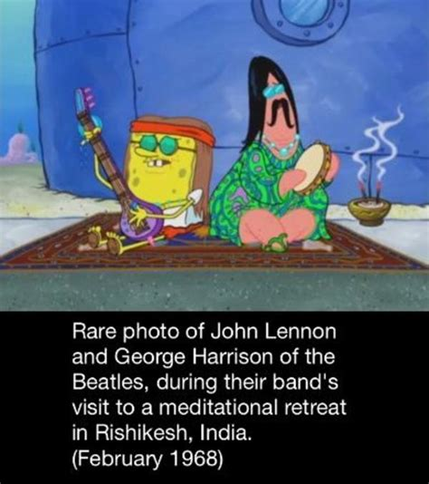 Spongebob History Memes - but how is the incense burning underwater spongebob history captions know your meme