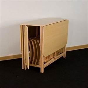 Table Pliante Avec Chaise : table console pliante conforama ~ Teatrodelosmanantiales.com Idées de Décoration