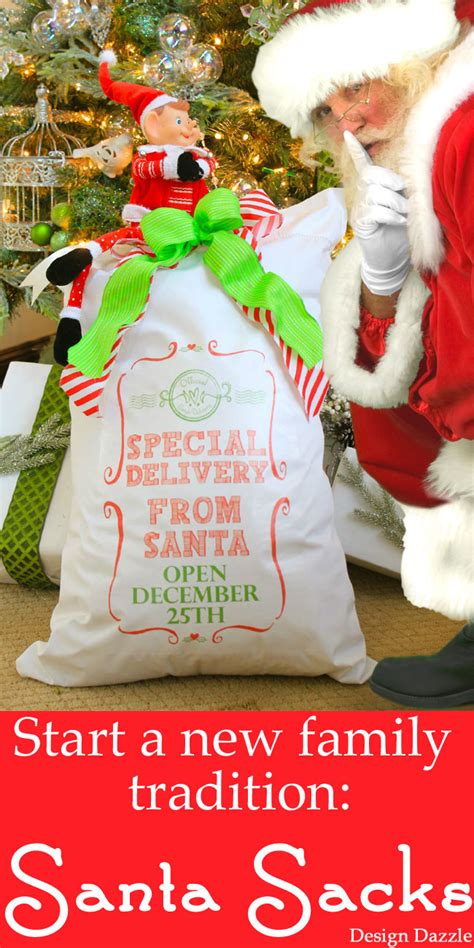 printable santa sack myideasbedroom com