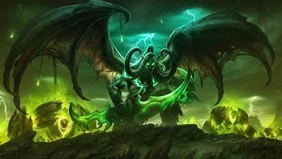 Warcraft Legion Desktop Blizzard Mobile Sixth Multiplayer