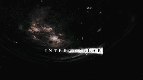 Interstellar wormhole wallpaper (with logo) by NordlingArt ...