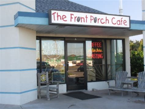 the front porch cafe shopping