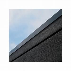 Cloture En Bois : lame de cloture composite ~ Premium-room.com Idées de Décoration