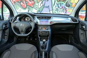 Citroën C3 Feel Business : la citro n c3 1 4 hdi 70 restyl e et ses concurrentes l 39 argus ~ Medecine-chirurgie-esthetiques.com Avis de Voitures