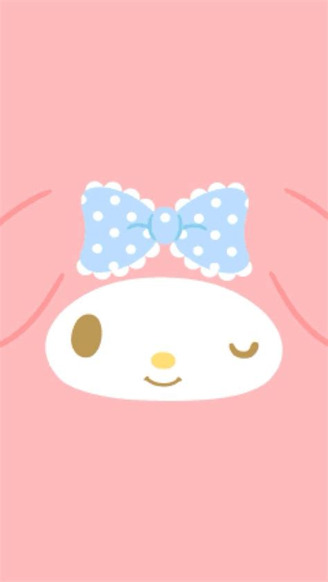 Animated Hello Wallpapers Mobile - 25 best ideas about my melody on sanrio my