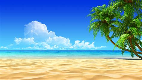Hd Beach Desktop Backgrounds (61+ Images