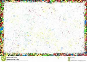 Colorful Inky Splash Frame Stock Photos - Image: 31613283