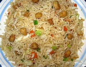 chicken fried rice indian style