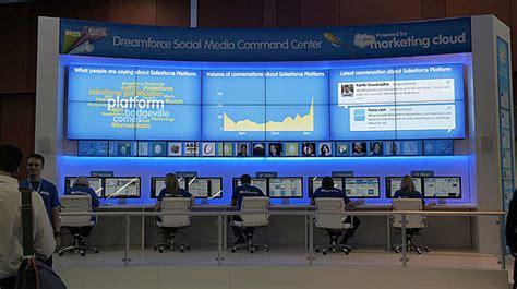 big banks roll  social media command centers