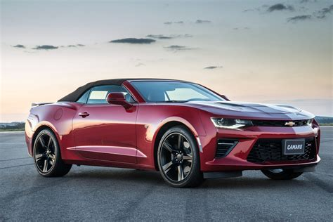 chevrolet, Camaro, ss , Convertible, Cars, Red, 2016 ...