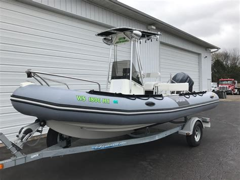 Used Boat Motors For Sale In Wisconsin by Zodiac Pro Boats For Sale In Wisconsin