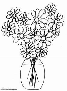 Bouquet De Mariage : coloriage bouquet de mariage ~ Preciouscoupons.com Idées de Décoration