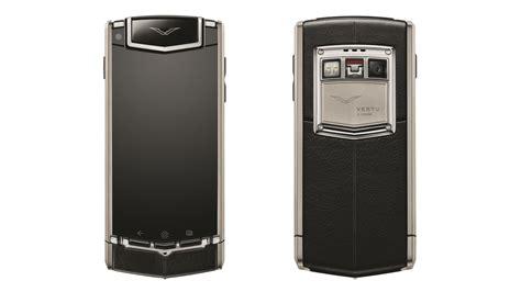 Vertu Ti by Desire This Vertu Ti Luxury Mobile Phone With Sapphire
