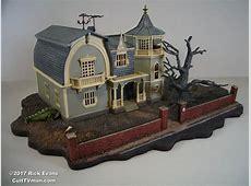 Munsters House Base by Rick Evans – CultTVman's Fantastic