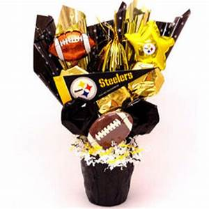 Steelers 50th Birthday party ideas on Pinterest