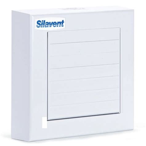 Bathroom Extractor Fan Ip Rating by Silavent Svc100pb Axial Extractor Fan With Automatic