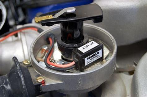 Modernen Motor In Oldtimer Einbauen by Umr 252 Stung Auf Kontaktlose Z 252 Ndung Mit Dem Pertronix