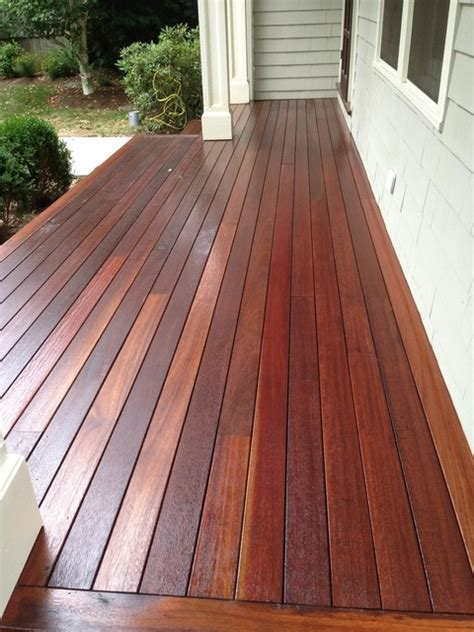 front porch stain