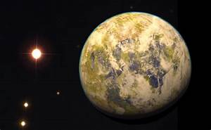 Newfound alien planet Gliese 832c reminds us of home ...