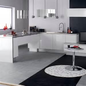 cuisine esl 246 v en m 233 lamine laqu 233 blanc hygena maison