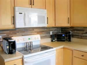 Simple Kitchen Backsplash