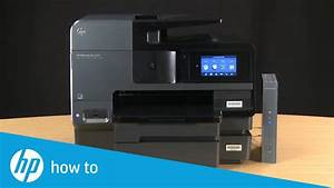 Connecting An Hp Inkjet Printer To A Wireless Network