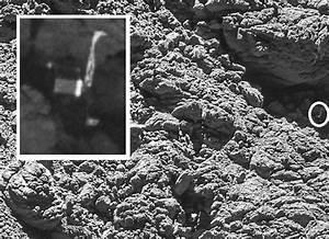 Missing comet lander Philae spotted at last — ESA ...