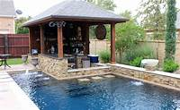 interesting pool and patio design ideas Outdoor Living in The Woodlands | Hortus Landscape Design