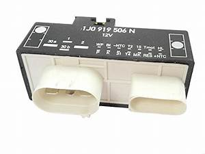 For Vw Jetta Golf Fan Module Relay 1j0919506n C154 2002