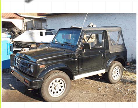 Suzuki Samurai Conversion by Repower Your Suzuki Samurai With A V6 Or V8 Engine