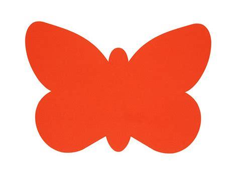 Tappeti In Feltro by Tappeto In Feltro Per Bambini Butterfly By Hey Sign
