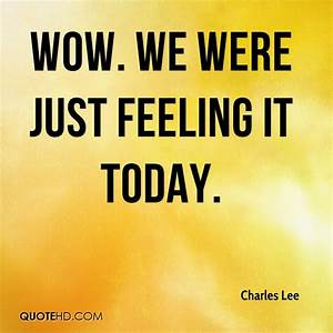 Charles Lee Quotes | QuoteHD