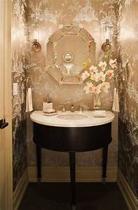 luxury powder rooms