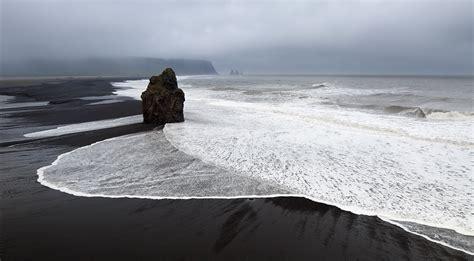 Black Sand Beach Iceland Feel The Planet