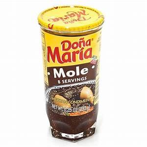 Dona Maria Mole Traditional 300gm Mexifoods New