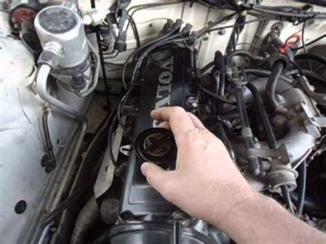 volvo bf pcv crankcase pressure test youtube