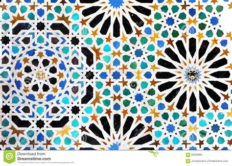 Fliesen Und Plattene Tiles Of Spain by Glazed Tiles Azulejos Alhambra Palace In Granada Spain