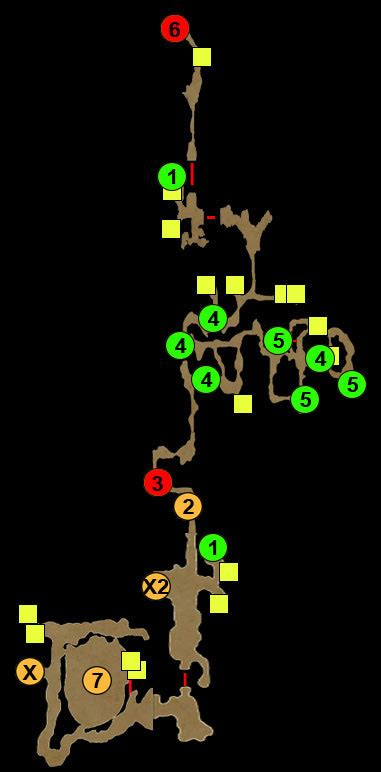 dungeon siege 3 guide maps act 4 dungeon siege iii guide gamepressure com