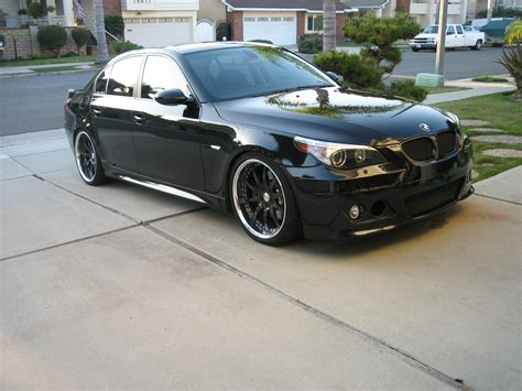 07' Bmw 550i Smg For Sale