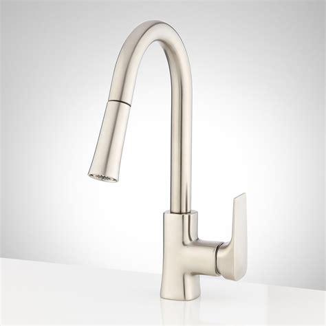 sharma single hole pull  kitchen faucet kitchen
