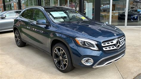 Pricing and which one to buy. New 2020 Mercedes-Benz GLA GLA 250 4D Sport Utility in Haverhill #19K-2737 | Smith Motor Sales ...