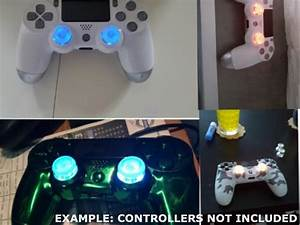 Led Thumbstick Diy Mod Kit For Ps4 And Xbox One Controller