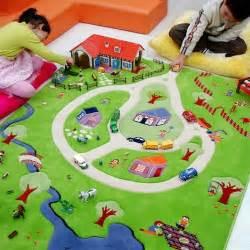 teppich für kinderzimmer schöner designer teppich im kinderzimmer esprit