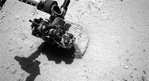News | Curiosity Finishes Close Inspection of Rock Target