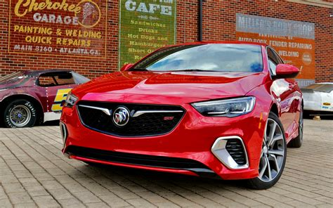 buick regal gs review   drive gm  news