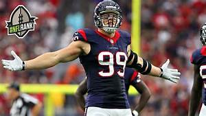 Houston Texans land two players in #NFLRank Top 100