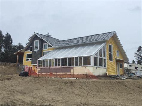 design  super efficient passive solar greenhouse