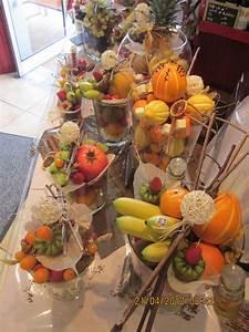 Corbeille De Fleurs Pour Mariage : les corbeilles de fruits pour mariage aux quatre saisons ~ Teatrodelosmanantiales.com Idées de Décoration